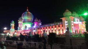 Jai Gurudev Temple Mathura